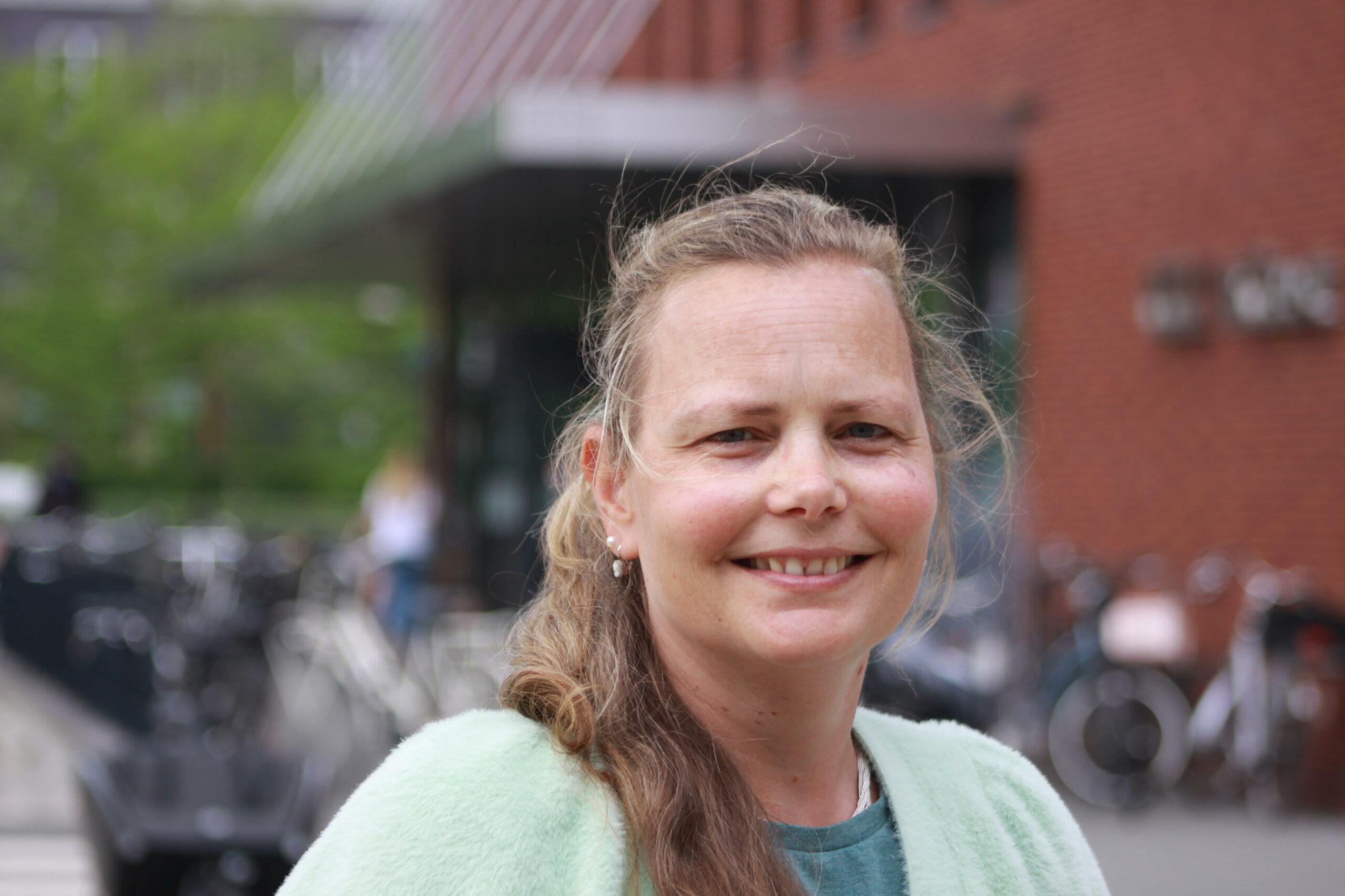 Dr. Mardien Oudega